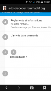 Le forum sur mobile. Mini_886113Screenshot20160718130808