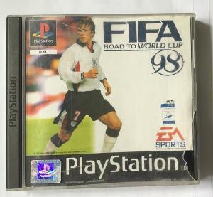 "Jeux ""multi-version"" black label PS1 Mini_886784FIFA982"