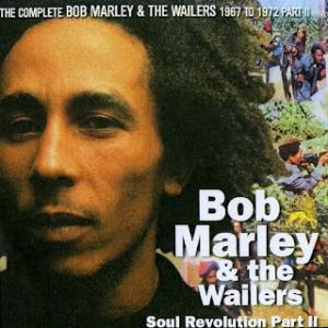 The Complete Wailers 1967 /1972 Vol 5 - Soul Revolution Part 2