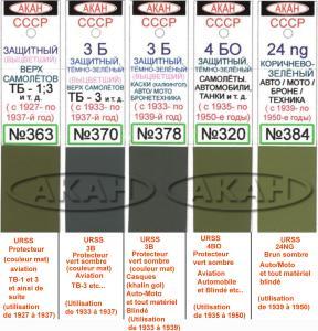 teinte de couleur dans l'armée rouge Mini_9007214bo320