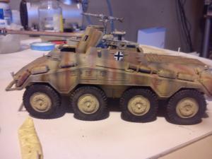 sdkfz - Sdkfz 234/4 Italeri 1/35 Mini_900916DSC0290