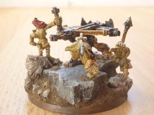 La tribu de la Lune Rousse - CDA Tamurkhan - Warhammer Forum Mini_910541P1040560