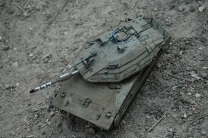 Merkava IV - Academy 1/35 Mini_924942DSC0016
