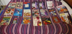 Collection (quasi) complète de Veggie 11 Mini_948655P1020032