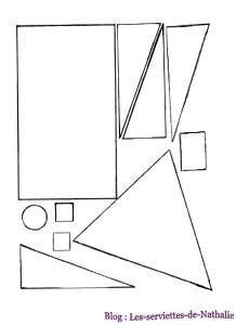 Fête du pain, moulin en formes géométrique, meunier... gabarits Mini_965531moulingomtrie2