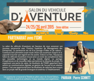 Salon du Véhicule d'Aventure 2015 3.0 Mini_992870infolettre41
