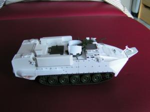Arisgator, char amphibie Italien moderne Mini_993622PICT0348