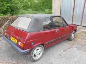 remise en état cabriolet 1984 Mini_99986220150508105949