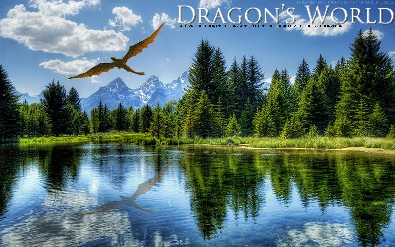 Dragon's World. ▲