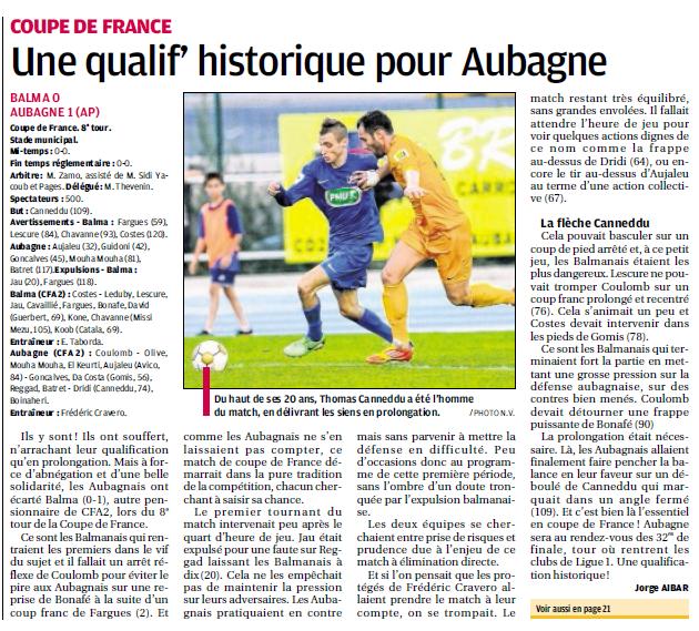 FC AUBAGNE // CFA2 GROUPE SUD EST  G - Page 6 111804495