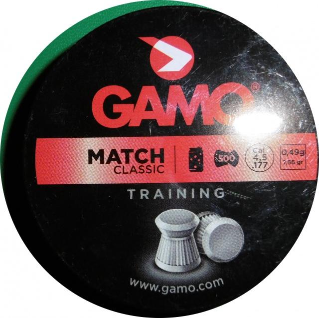 Tests plombs avec carabine Gamo Replay 111951P1000089