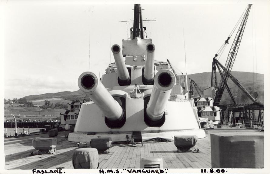 ROYAL NAVY CUIRASSE HMS VANGUARD 112333vanguard