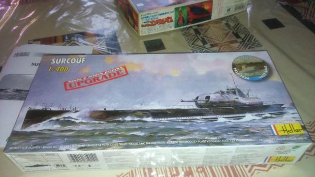 sous marin SURCOUF au 1:400 112442DSC1179