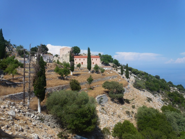 Grèce (Péloponnèse) - Albanie - Monténégro - Bosnie - Croatie été 2014 114370P1110949