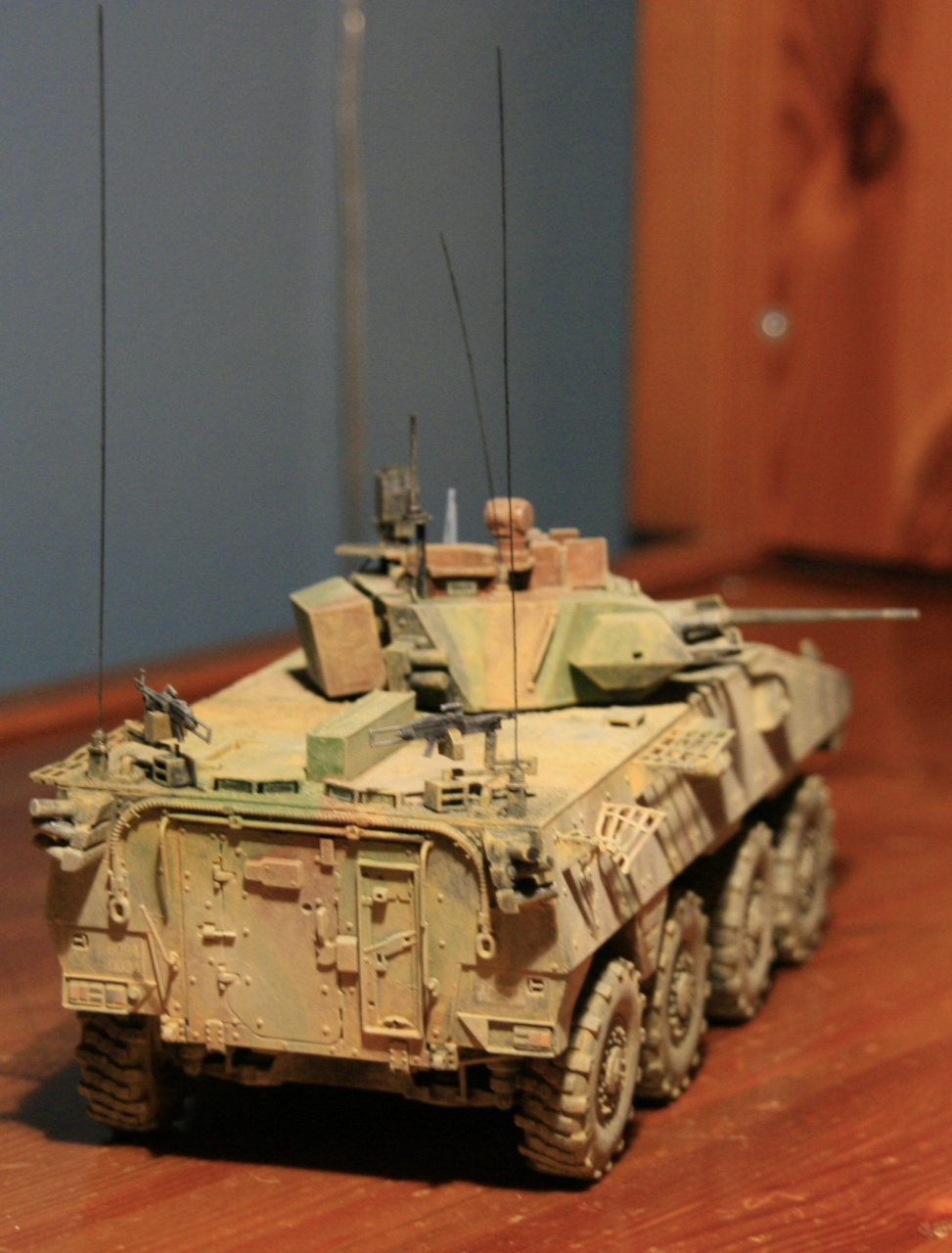 [1/35°] Guerre Occident-Iran, combat de rues quelque part en Iran 114712MG9627