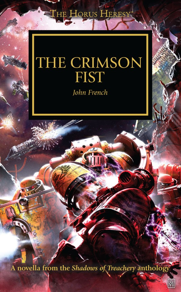 Black Library Summer Reading 114796thecrimsonfist