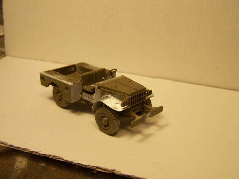 Dodge M6 anti tank Tunisie 1943 (montage terminé) 1153891005325