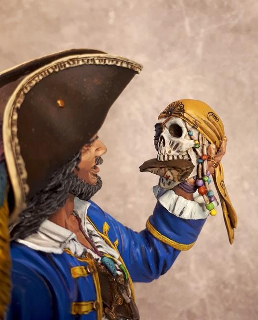 Buste de Pirate - FINI !!!!!! 115699bustePirate22
