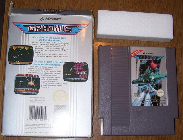 Black Box NES différentes versions 115770Gradius02