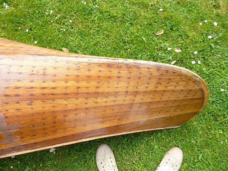 canoe bois...éviter les mauvaises surprises.... 11650161C1