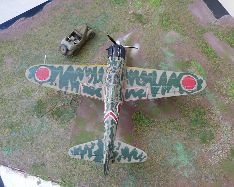 "[Hasegawa] - Nakajima A6M2 N ""Rufe"". 117248Rufe40"