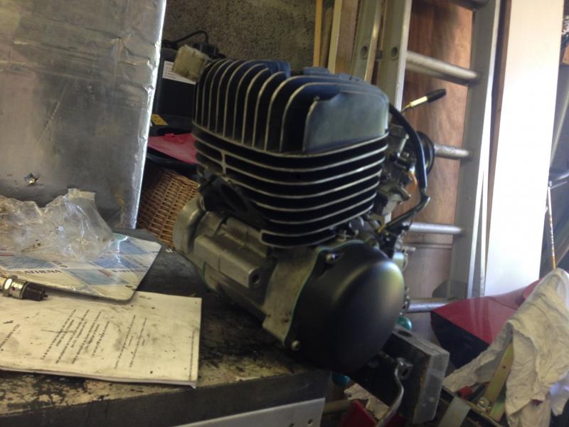 kart cross 125 manque de puissance 117447IMG3357