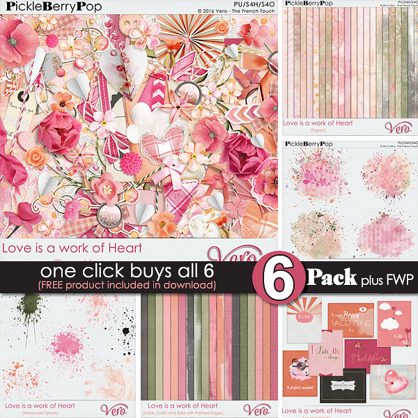 Véro - MAJ 02/03/17 - Spring has sprung ...  - $1 per pack  - Page 10 117486Veroloveisaworkofheart6packs
