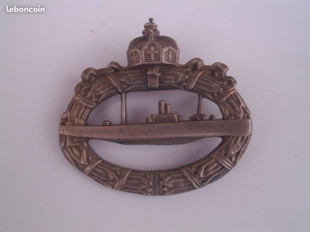 badge sous marin allemand ww1 118035ebc7c9a3176bb1acdc3e8ad73a775d702a7eecad