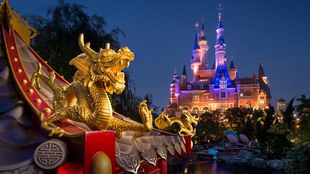[Shanghai Disney Resort] Le Resort en général - le coin des petites infos  - Page 2 118599W160