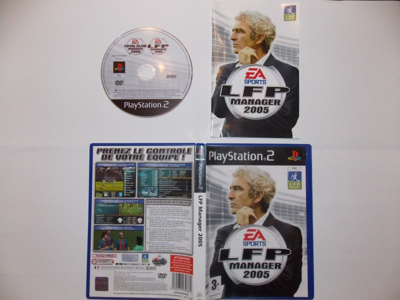 LFP Manager 2005 118818Playstation2LFPManager2005