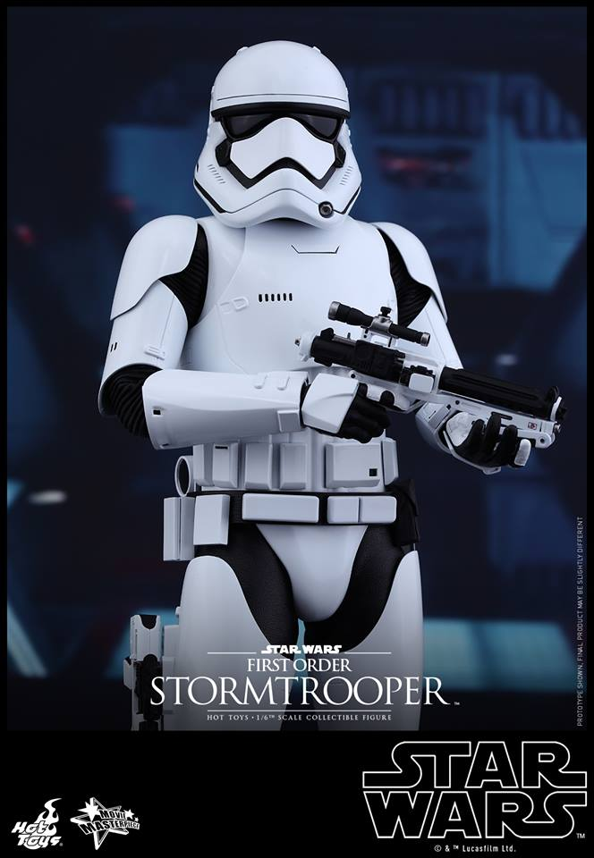 HOT TOYS - Star Wars: TFA -  First Order Stormtroopers 118960108