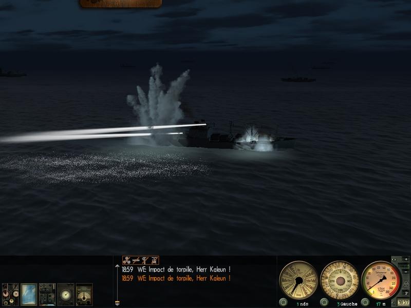 Silent Hunter III : rapports de patrouille. 119492Patr36