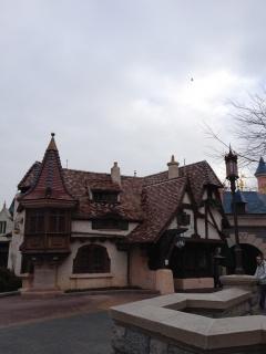 T.R. Séjour Disneyland Paris du 6 au 9 Fevrier 2012 au NPBC 120589087