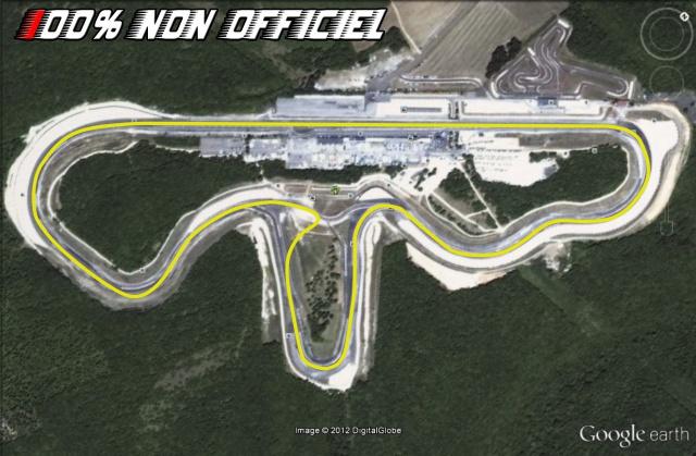 Courses circuit en France 120622dijonprenois