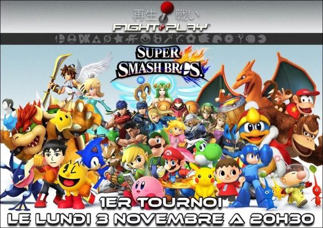 [3DS] [Fightplay] Tournoi solo - Lundi 3 novembre à 20h30 120680received556986791098069
