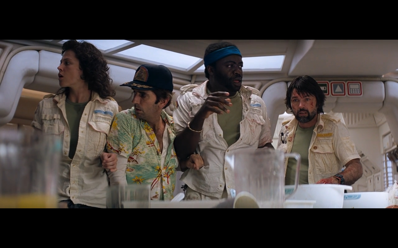 Alien - Nostromo Crew 121802Sanstitre6