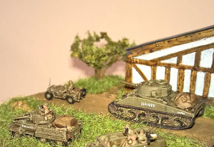 WWII... en 6 mm !! - FINI ! 121995saynte5