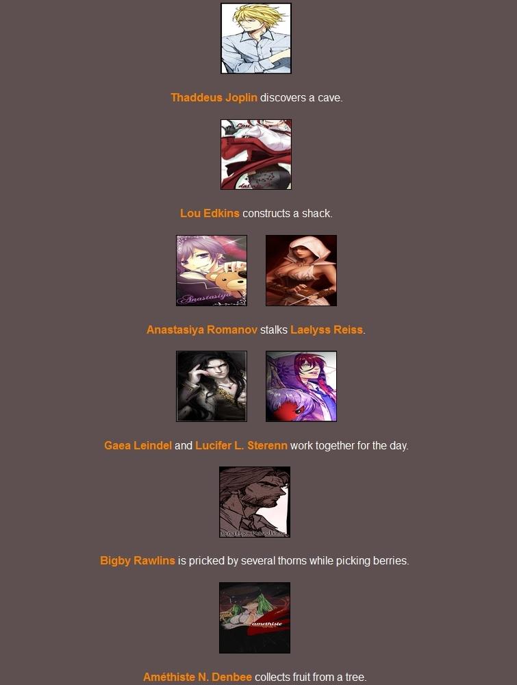 Quederla's Hunger Games 122453Day32