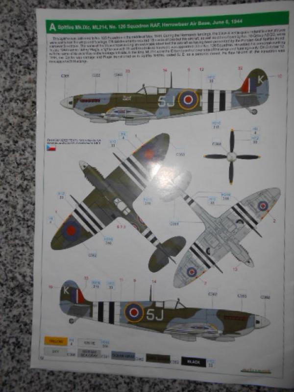 Spitfire juin 44 122478avion006