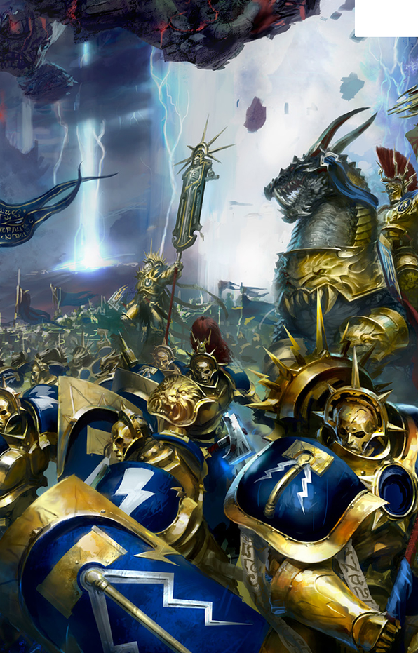 [Warhammer: Age of Sigmar] Collection d'images : Générique 122939811
