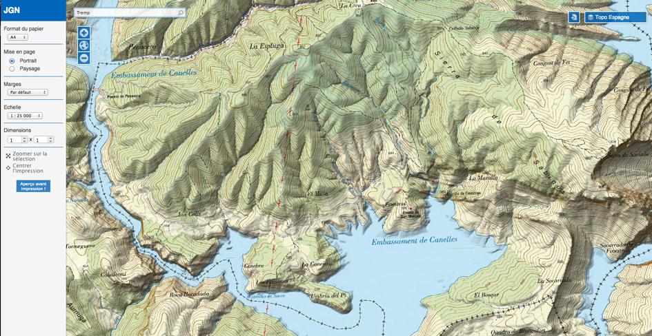 Quelles cartes routière détaillées pour l'Espagne et ou Portugal 123511Capturedecran20160311a113852