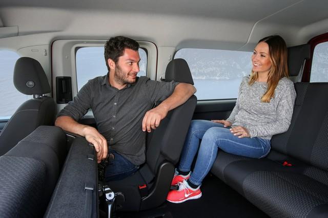 Le nouveau Caddy – toujours le meilleur choix  124361hd20150516li073