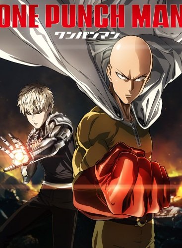 [MANGA/ANIME] One-Punch Man ~ 1243981699021