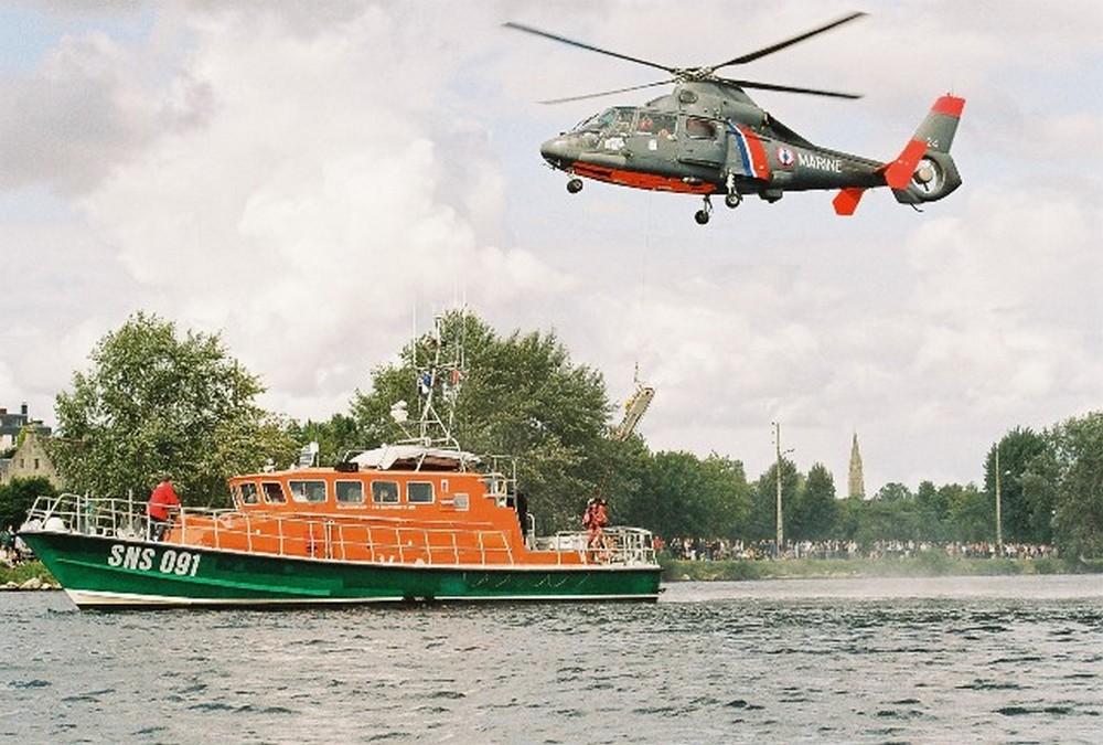 [ Aéronavale divers ] Hélicoptère DAUPHIN - Page 3 12464900001510