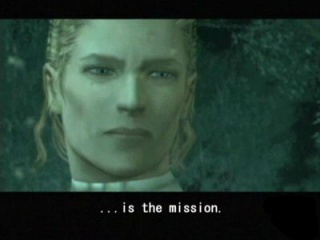 METAL GEAR SOLID 3 - THE BOSS (VGM14) 12483717e