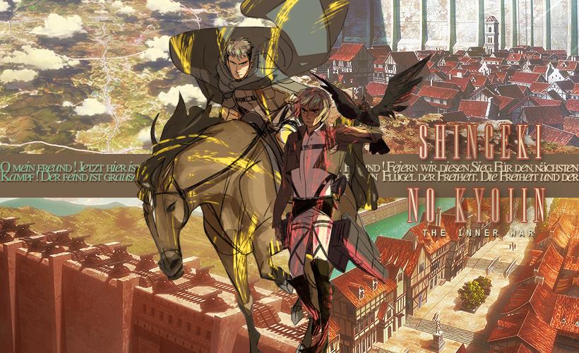Shingeki no Kyojin RPG