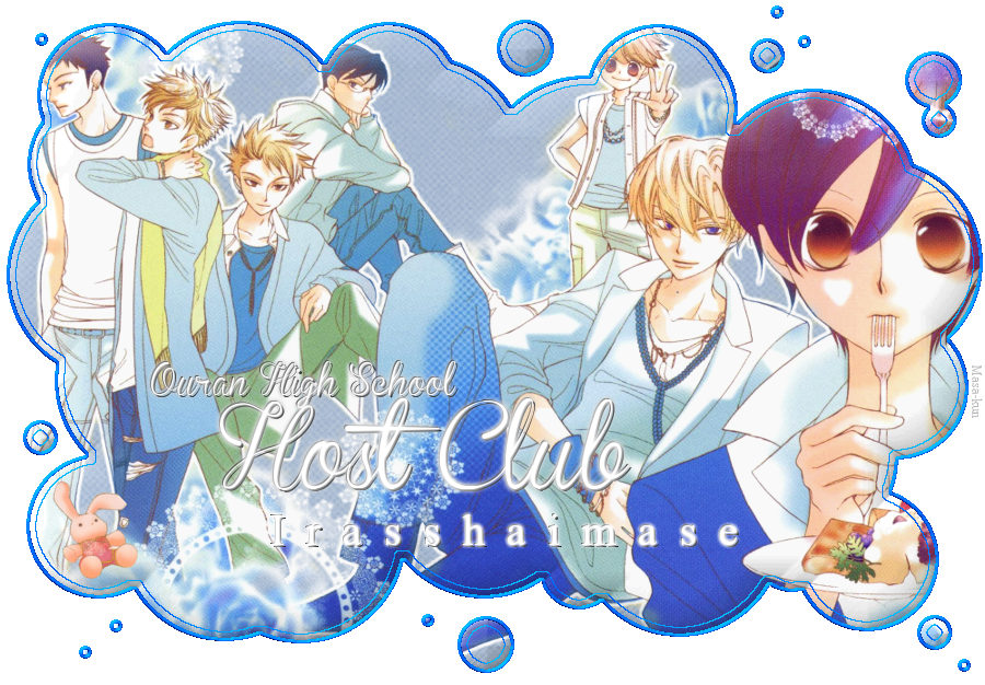Ouran Highschool