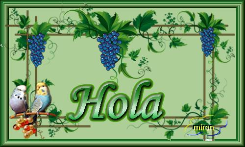 Saluditos  - Página 5 126474Hola