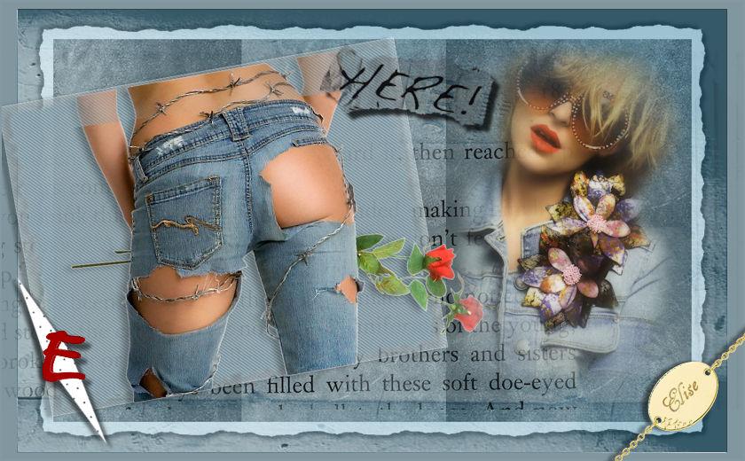 Jeans(PSP) 1265271elise