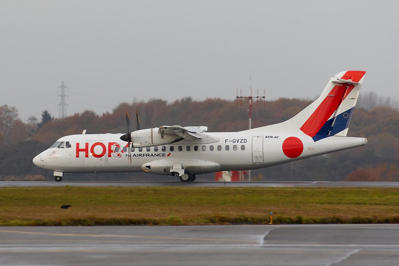 [14/12/2013] ATR-42 (F-GVZD) Hop! 126773GRX9102
